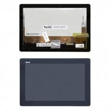 """Дисплей (матрица и тачскрин) для планшета 10.1"""" 1280x800, для Asus Eee Pad Transformer TF300 - c проушинами в шлейфе."""