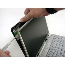 Как снять матрицу с ноутбука?