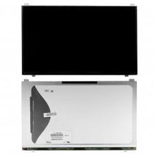 "Матрица для ноутбука 15.6"" 1366x768 WXGA, 40 pin LVDS, Slim, LED, TN, крепления сверху/снизу (уши), матовая. PN: LTN156AT19-001."
