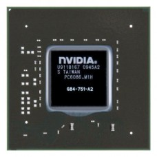 Видеочип nVidia GeForce 8700M GT, G84-751-A2, 64Bits, 128MB, (new)-релиз 2012