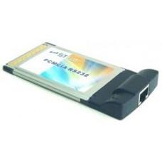 PCMCIA to 2 COM адаптер, STLab