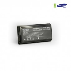 ASUS F5M F5N F5Sr F5Z F5RI F5SL F5VI F5VL X5 X50C X50M X50N X50RL X50SL X50VLSeries аккумулятор для11.1V4400mAh PN:A32-F5,A32-X50,90-NLF1B2000Y Черный