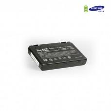ASUS K40 K50 K51 K60 K61 K70 P50 P81 F52 F82 X65 X70 X5 X8 Series аккумулятор для 11.1V 4400mAh PN: A31-F82 A32-F82 A32-F52 L0690L6 90-NVD1B1000Y Черн