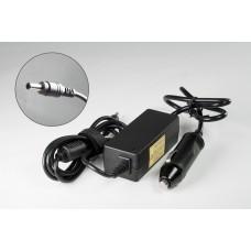 19V -> 2.1A Автоадаптер в машину для нетбука Samsung NC10, NC20 (5.0x3.0mm с иглой) 40W