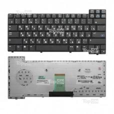 Клавиатура для ноутбука HP Compaq nx6105 nx6110 nx6115 nx6120 nx6130 nx6310 nx6320 nx6325 nc6100 nc6110 nc6120 nc6130 nc6320 Series. Черная.