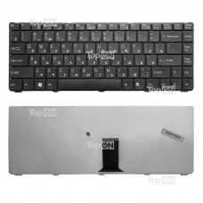 Клавиатура для ноутбука Sony Vaio VGN-NR, VGN-NS Series. Черная.