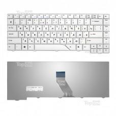 Клавиатура для ноутбука Acer Aspire 4220 4230 4310 4520 4710 4720 4900 5220 5230 5300 5310 5315 5520 5700 5910 5920 5924 5930 Series. Белая.