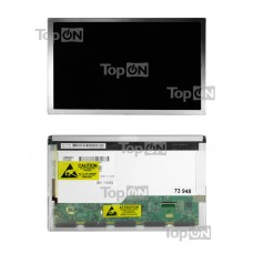 "Матрица для ноутбука 8.9"" 1024x600, 40 pin LED светодиодная подсветка, глянцевый экран. Замена: HSD089IFW1 LP089WS1(TL)(A2) N089L6-L01 B089AW01"