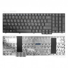 Клавиатура для ноутбука Acer Aspire 5335 5735 6530G 6930G 8930G 9300 9400 TravelMate 5110 5620 7510 7720 Extensa 5635 7220 7230 7620 E528. Черная.