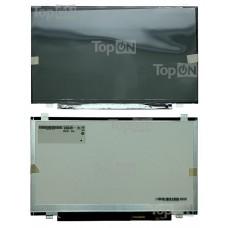 """Матрица для ноутбука 14"""" 1366x768 40 pin SLIM, уши сверху снизу. Замена: LP140WH2(TL)(S1) HB140WX1 N140BGE-L42 CLAA140WB01 LP140WH2(TL)(N1) LTN140AT08"""