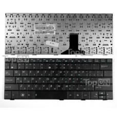 Клавиатура для ноутбука Asus Eee PC SHELL 1001 1005 1005P 1005PE 1005PEG 1005HA 1008HA 1001HA Series. Черная.