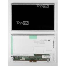 """Матрица для ноутбука 10"""" 1024x600, 30 pin, LED, глянцевая, для ASUS eee PC 1000 1003 1005. Белая. HSD100IFW1"""