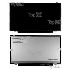 """Матрица для ноутбука 14"""" 1600x900, 40 pin SLIM LED крепления сверху снизу Замена B140RW02 V.0 LP140WD2(TL)(D2) LTN140KT03 N140FGE-L31 LP140WD2(TL)(B1)"""