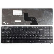 Клавиатура для ноутбука Acer Aspire 5516 5517 5332 5532 5732 5736 Emachines G420 G430 G520 G525G630 G630G E525 E625 E627 E725 E630 Series. Черная.