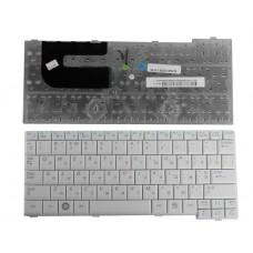 Клавиатура для ноутбука Samsung NC10 N110 N130 Series. Белая.
