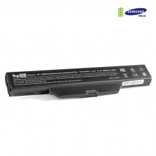 HP Compaq Business Notebook 6830s Series аккумулятор для 14.4V 4800mAh PN: HSTNN-IB62 HSTNN-OB62 HSTNN-XB62 Черный