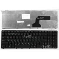Клавиатура для ноутбука Asus K52 K53 N50 N51 N52 N53 N60 N61 N70 N71 N73 F50 F70 G50 G51 G53 G60 G72 G73 A52 N90 P50 P52 P53 U50 UL50. Черная.