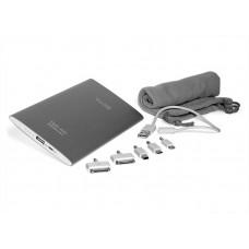 Универсальный внешний ультратонкий аккумулятор для смартфонов, планшетов, iPhone 5, iPhone6, 6 Plus, iPad, Galaxy на 6500mAh (24Wh) толщина 10мм