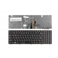 Клавиатура для ноутбука Lenovo Ideapad G580 G580A B580 B580A G585 G585A G780 Z580. Series. Черная.