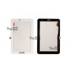 """Сенсорное стекло (тачскрин) для планшета Samsung Galaxy Tab 2 P3100 P3110 7.0"""" 1024x600. Оригинал. Черный."""