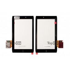 """Сенсорное стекло (тачскрин) для планшета Acer Iconia Tab A100 A101 7.0"""" 1024x600. Оригинал."""