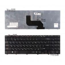 Клавиатура для ноутбука Packard Bell EasyNote DT85 LJ61 LJ63 LJ65 LJ67 LJ71 Gateway NV52 NV53 Series. Черная.