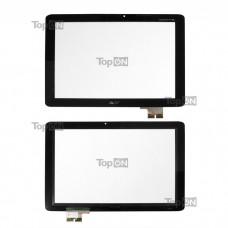 """Сенсорное стекло (тачскрин) для планшета Acer Iconia Tab A510 A511 A700 A701 10.1"""" 1280x800-1920x1200. Оригинал"""