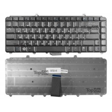 Клавиатура для ноутбука Dell Inspiron 1318 1420 1520 1521 1525 1526 1540 1545 Vostro 500 1000 1400 1500 XPS M1330 M1530 Series. Черная.