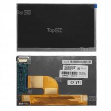 "Матрица для планшета 7.0"" 1024x600, 40 pin, LED для HTC Flyer Wi-Fi + 3G, Ainol Aurora 2. Замена: LD070WS2(SL)(01) 6091L-1696A 070A368300802 C21AСерая"