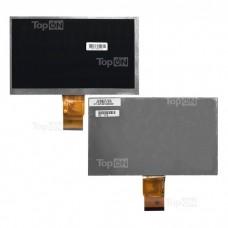 "Матрица для планшета 7.0"" 800x480 50 pin LED для Ainol Novo 7Paladin, Digma A700,Rockchip Ebookv1.0.5. Замена:FPC-FTG700D05Z-01KR070PB2S FPC3-WV7Серая"