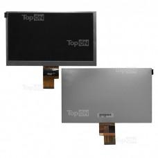 "Матрица для планшета 7.0"" 1024x600, 40 pin, для Acer Iconia Tab A100 A101, Dropad A8HD. Замена: EJ070NA-01F HJ070NA-13A HEO70NA-13B 89H07004-001 Серая"