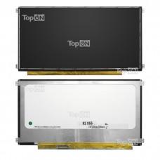 """Матрица для ноутбука 11.6"""" 1920x1080 Full HD, 30 pin, SLIM IPS, крепления уши справа слева, для Asus Ultrabook. Замена: N116HSE-EA1"""