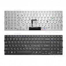 Клавиатура для ноутбука Sony Vaio VPC-EB Series. Г-образный Enter. Черная, без рамки. PN: 148792871, V111678A.