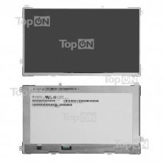 """Матрица для планшета 10.1"""" 1366x768, 40 pin, для LED Asus VivoTab Smart ME400c. Замена: HV101HD1-1E2 Серебряная"""