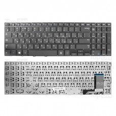 Клавиатура для ноутбука Samsung 370R4E 370R4E-S01 370R5E Series. Черная, без рамки.