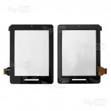 "Сенсорное стекло (тачскрин) для планшета Ritmix RMD-830, Onda Vi30 8"" 800x600. DPT 300-L3610A-A00-V1.0 Оригинал. Черный."