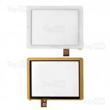 """Сенсорное стекло (тачскрин)  для планшета Texet TM-8041HD, Onda V801 V811 (quad core) VI30 8"""" 1024x768. 300-L3759A-A00-V1.0"""