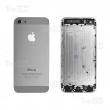 Задняя панель для смартфона Apple iPhone 5, A+. Белая.