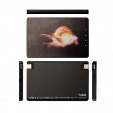 Ультракомпактная внешняя батарея TOP-CARDUO 1020mAh для смартфона iPhone