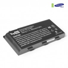 MSI GT685R CR720 CZ-15 CZ-17 E6603 GT60 GT70 GX60 Z70 Series аккумулятор для 11.1V 6600mAh PN: BTY-GS70 BTY-M6D Черный