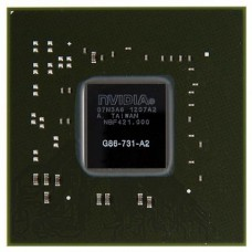 Видеочип nVidia GeForce 8400M GS, G86-731-A2 (new)