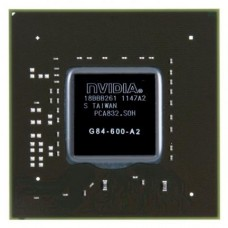 Видеочип nVidia GeForce 8600M GT, G84-600-A2 (new) DC11+