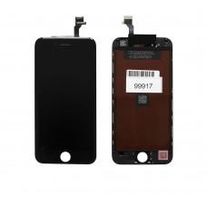 """Матрица и тачскрин (сенсорное стекло) для смартфона Apple iPhone 6 (оригинал от официального поставщика Apple), 4,7"""" 1334x750, A+. Черный."""