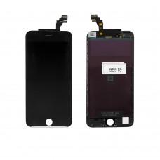 """Матрица и тачскрин (сенсорное стекло) для смартфона Apple iPhone 6+ (оригинал от официального поставщика Apple),  5,5"""" 1920x1080, A+. Черный."""