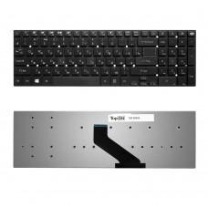 Клавиатура для ноутбука Packard Bell EasyNote LS11, LS13, LV11 Series. Г-образный Enter. Черная, без рамки. PN: MP-10K33SU-698, MP-10K33SU-6981.