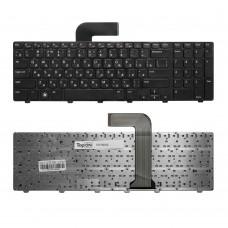 Клавиатура для ноутбука Dell Inspiron 17R, N7110, 7720, Vostro 3350, 3450, 3550, 3750, XPS 17, L702x. Черная.