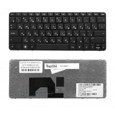 Клавиатура для ноутбука Compaq Mini HP Mini 1103, 110-3000, 110-3500, 110-3510Nr Series. Черная.