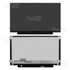 """Матрица для ноутбука 11.6"""" 1366x768  LED 30 pin уши право/лево замена N116BGE-EA2, N116BGE-EB2, B116XTN01.0  Гарантия 3 мес."""