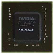 Видеочип nVidia GeForce G86-603-A2, BGA (new)