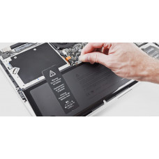 Замена аккумулятора на ноутбуке